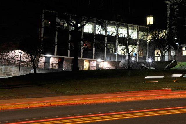 Hall-Atwater Laboratory.